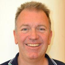 lecturer Sven-Eric Bertelsen